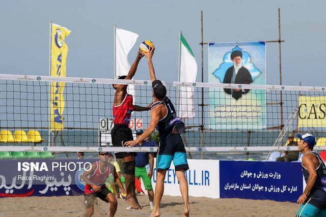 لیست ملی پوشان والیبال ساحلی برای مقدماتی انتخابی المپیک