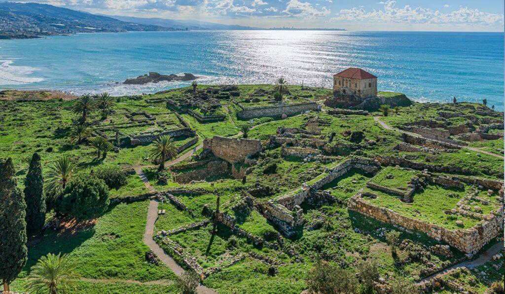 این مکان ها را در لبنان بازدید کنید