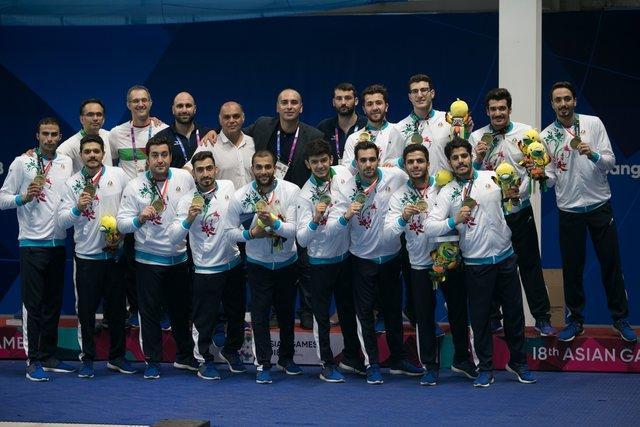 رضوانی: پیگیر حق ایران از FINA هستیم، ناامید از المپیکی شدن واترپلو نیستیم