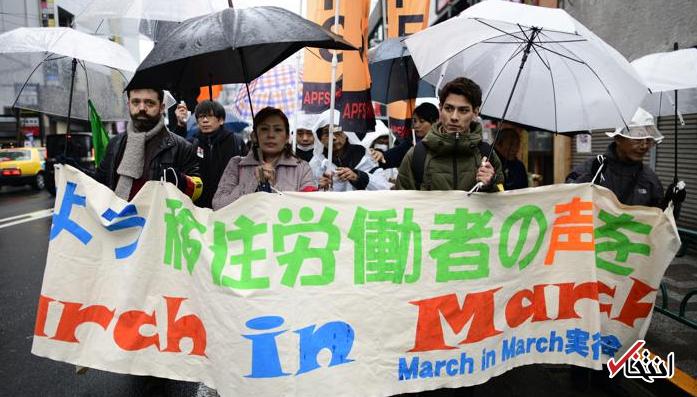 چه اتفاقی می افتد اگر ژاپن دیدگاه ژاپنی بودن را متوقف کند؟ ، ورود قطره چکانی پناهجویان خارجی با هدف حفظ فرهنگ ملی