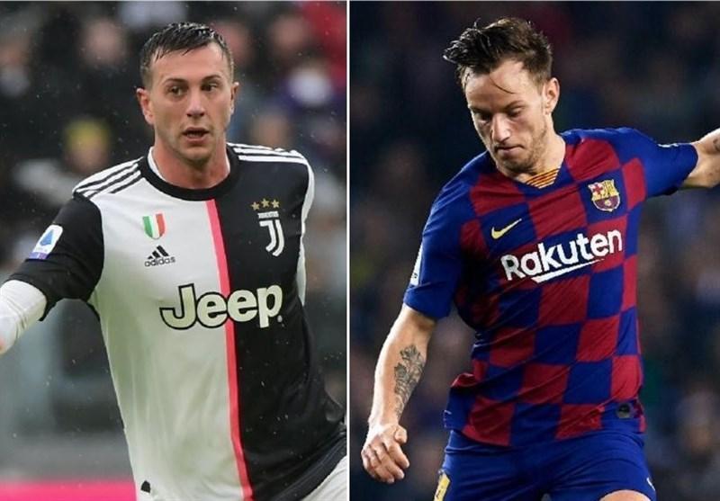 یوونتوس پیشنهاد بارسلونا برای معاوضه بازیکن را رد کرد