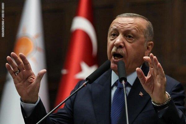 اردوغان: تنش بین آمریکا و ایران به نقطه غیرمطلوبی رسیده است