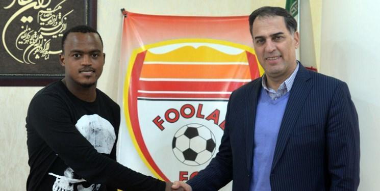 دیدار پاتوسی با مدیرعامل باشگاه فولاد