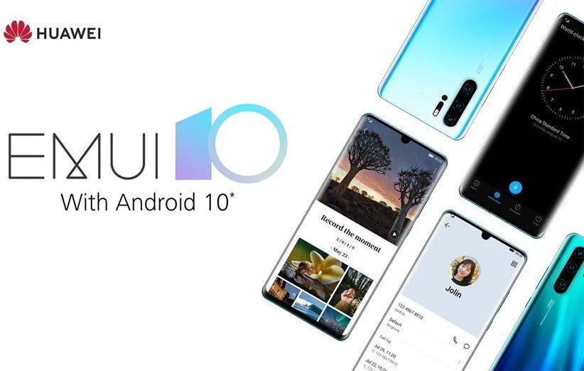 هواوی لیست گوشی هایی را که به رابط کاربری EMUI 10 بروزرسانی می شوند منتشر کرد
