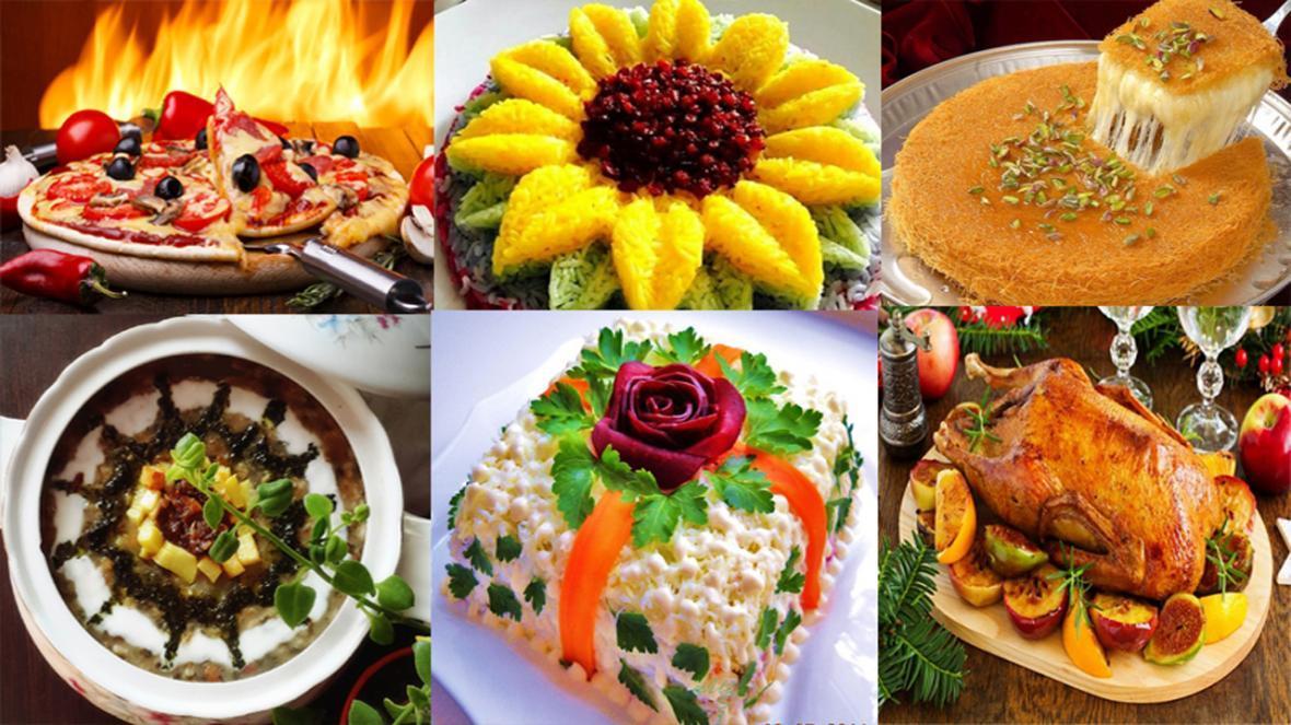 آموزش آشپزی؛ طرز تهیه خوش مزه ترین و متفاوت ترین غذا ها را اینجا یاد بگیرید