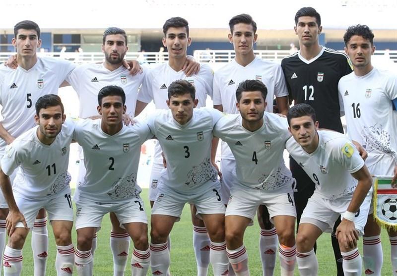 اعلام محل و زمان برگزاری دیدارهای تیم امید ایران