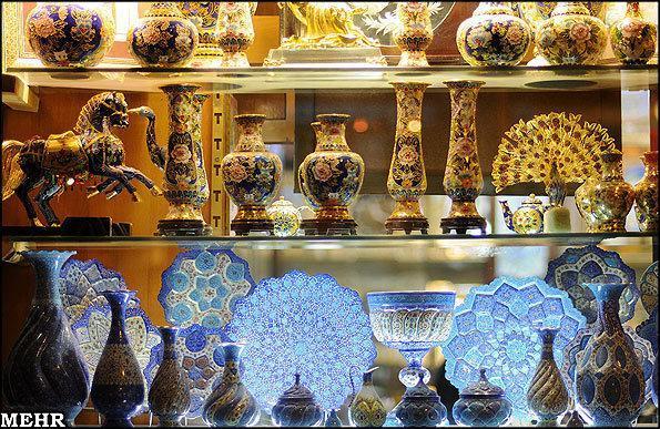 اولین بازار روز صنایع دستی در کرمانشاه راه اندازی می گردد
