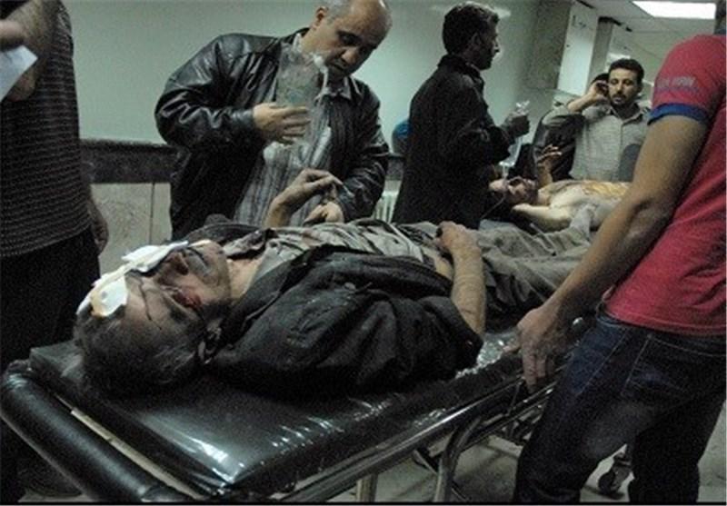 ادامه حملات تروریست ها به مناطق مسکونی، 46 کشته و زخمی در السومریه و شلیک سه خمپاره به محله المالکی دمشق