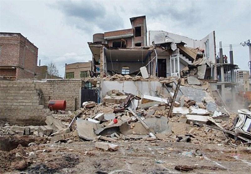 ریزش ساختمان مسکونی مرگ دانشجوی سقزی را رقم زد