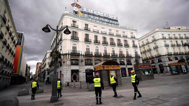 اسپانیا در آمار مبتلایان به کرونا، از چین پیشی گرفت
