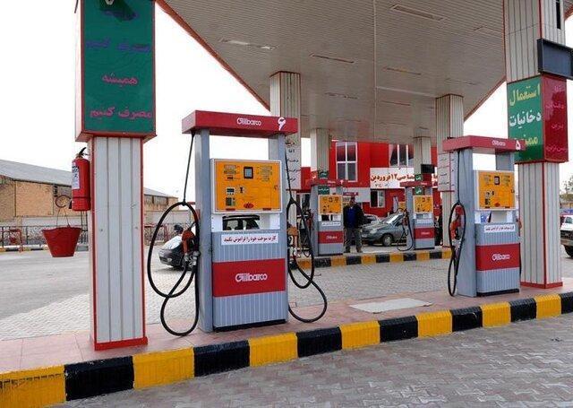 مصرف بنزین در تهران 50 درصد کاهش یافت