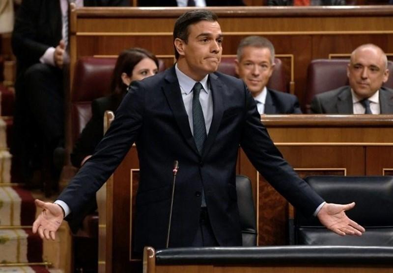 تأکید نخست وزیر اسپانیا بر ادامه قرنطینه سراسری