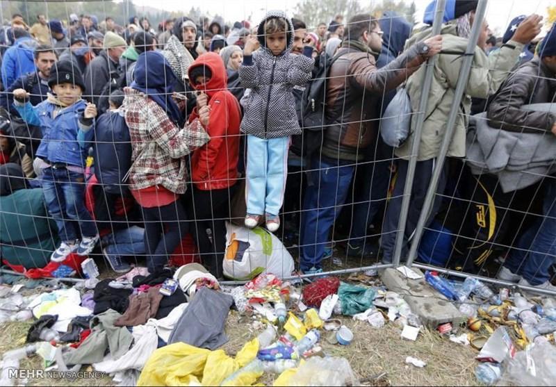پناهجویان افغان پشت دروازه های اروپا، هیئت وزارت مهاجرین به یونان رفت
