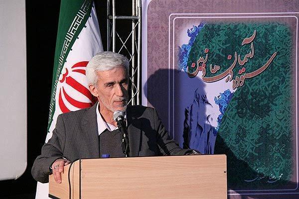 تقدیر از محمدرضا اصلانی برای نگارش 8 ساله ستوده در آسمان ها و زمین