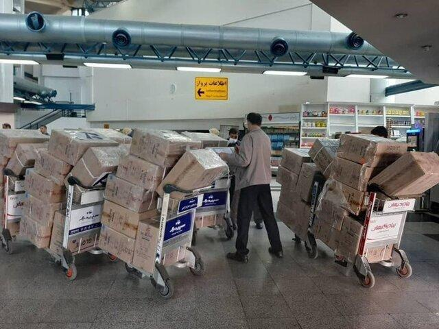 نخستین محموله کمک های بهداشتی ایران تحویل تاجیکستان شد
