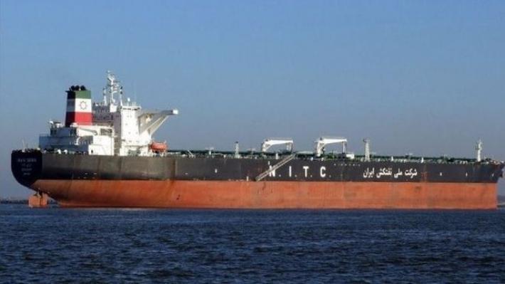 دومین ️نفتکش اعزامی ایران تا ساعتی دیگر وارد آب های ساحلی ونزوئلا می گردد
