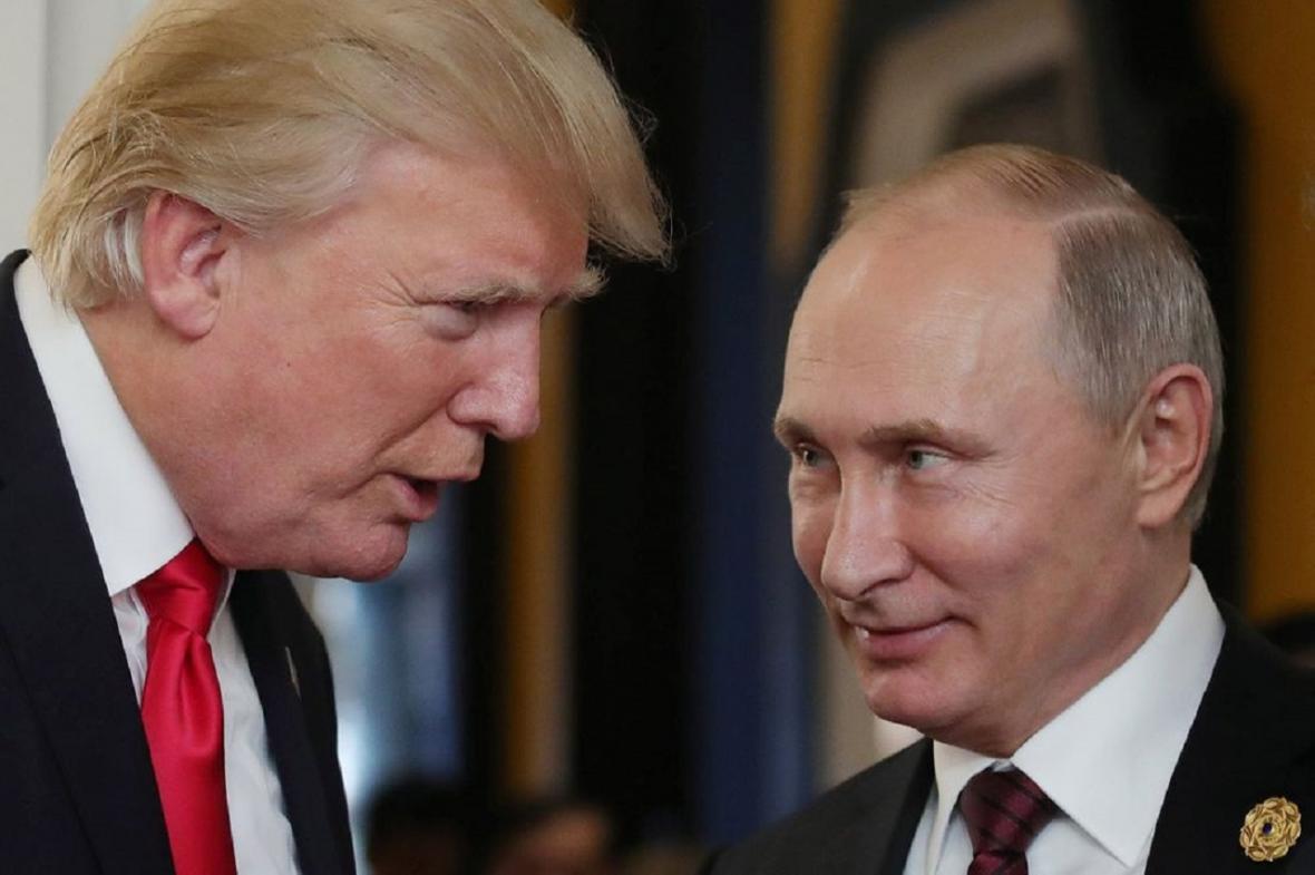 ترامپ: عدم پایبندی روسیه، علت خروج آمریکا از توافق آسمان های باز است