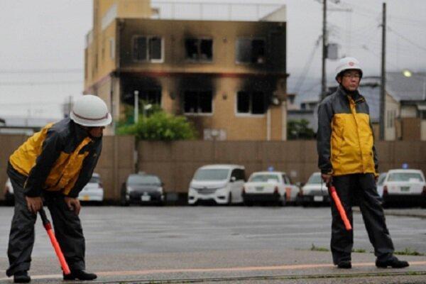 پلیس ژاپن عامل آتش سوزی دفتر انیمیشن سازی کیوتو را دستگیر کرد