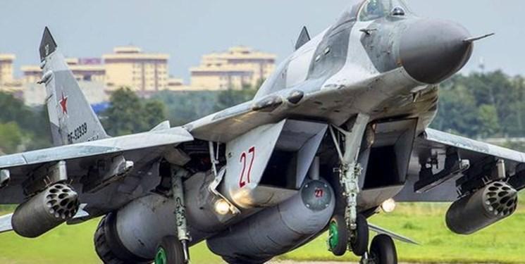 سوریه به جنگنده های جدید میگ-29 مجهز شد
