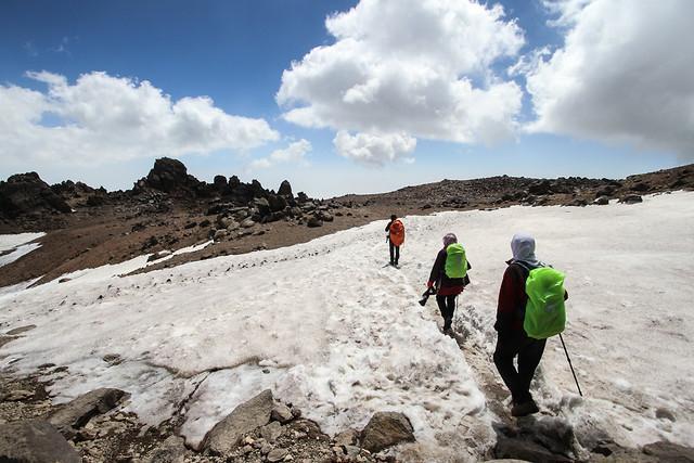دلایل اصلی تلفات در کوهستان