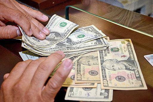 دلار اندکی ارزان شد ، جدیدترین نرخ ها