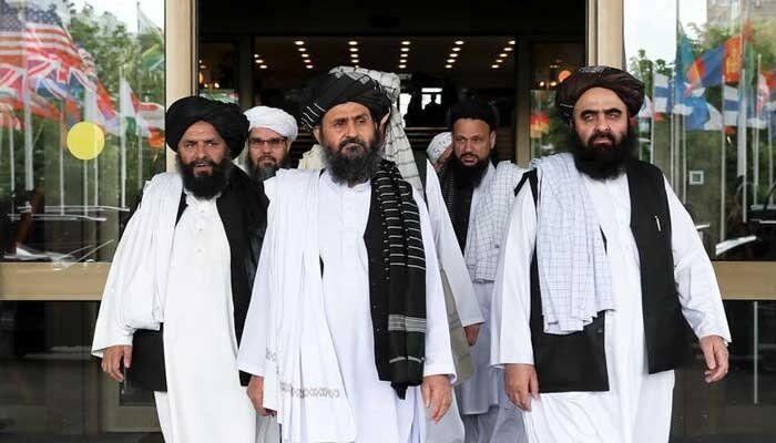 هیات طالبان پس از 10 روز پاکستان را به مقصد قطر ترک کرد