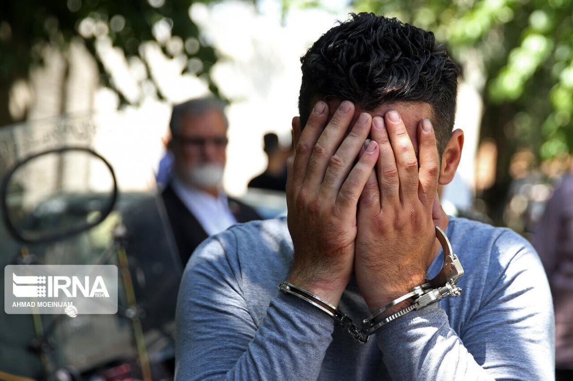 خبرنگاران دستگیری 17 دزد مسلح و زورگیر در دزفول