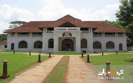 قصر ماتانچری؛ از زیباترین قصرها در هند