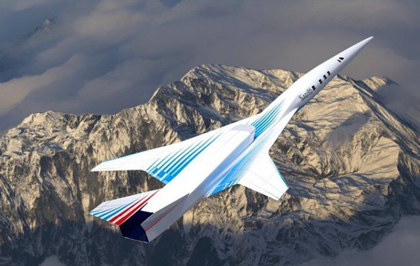 برنامه روسیه برای ساخت هواپیمای مسافربری فراصوت توسعه می یابد
