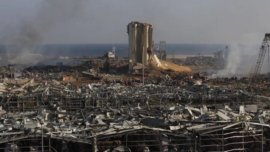 هیروشیمای بیروت: چطور نیترات آمونیوم چنین انفجار عظیمی ایجاد می کند؟