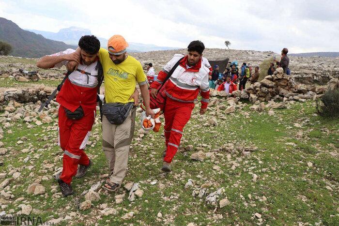 خبرنگاران دسترسی آزاد به قله دماوند، بار اضافی بر دوش امدادگران هلال احمر مازندران