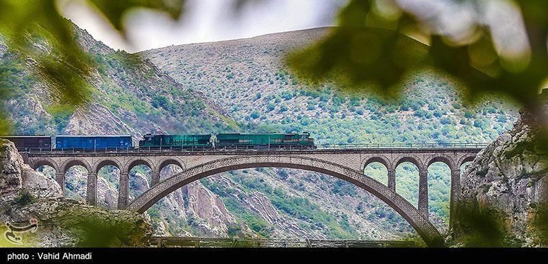 بازگشت قطارهای گردشگری به ریل سفر