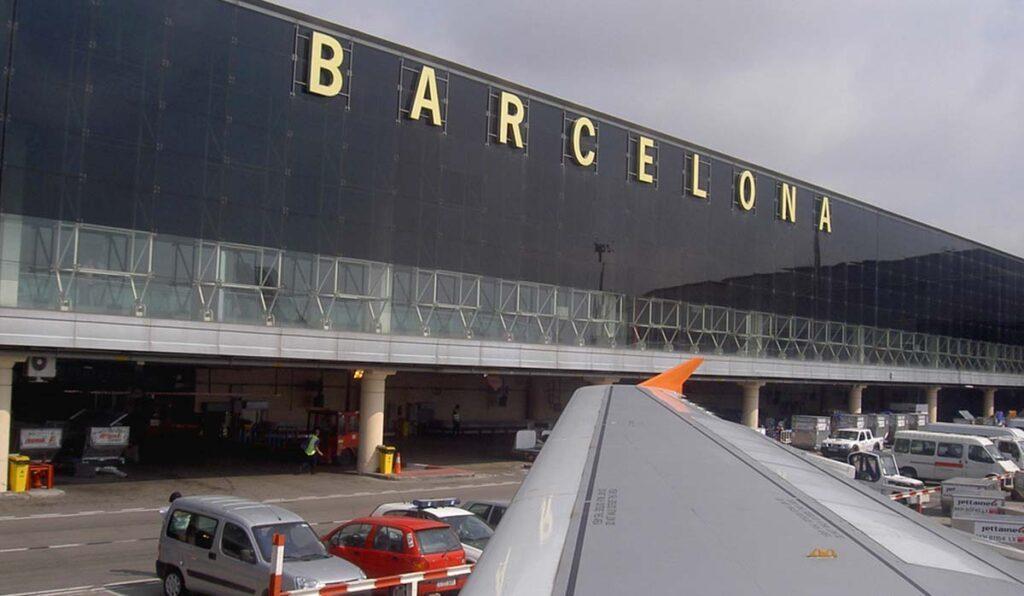 معرفی فرودگاه بارسلونا در اسپانیا
