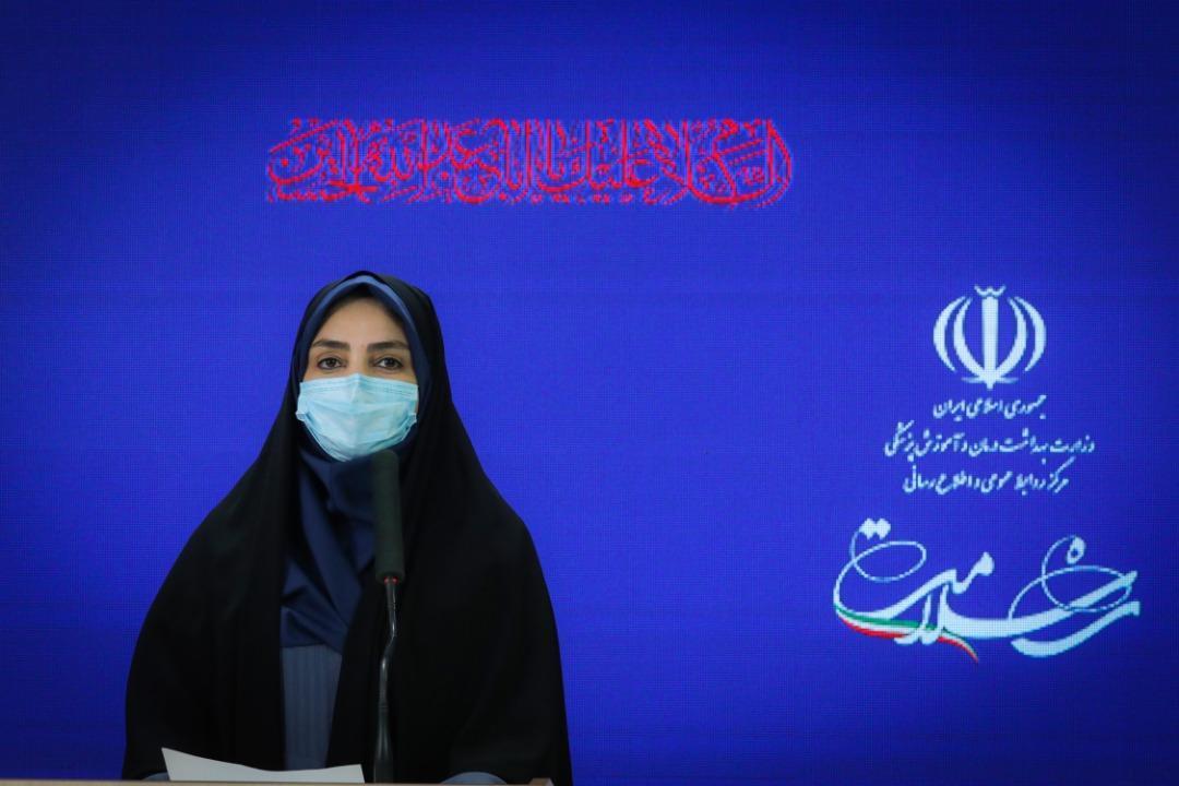 آخرین آمار کرونا در ایران، فوت 127 بیمار کووید19 در شبانه روز گذشته