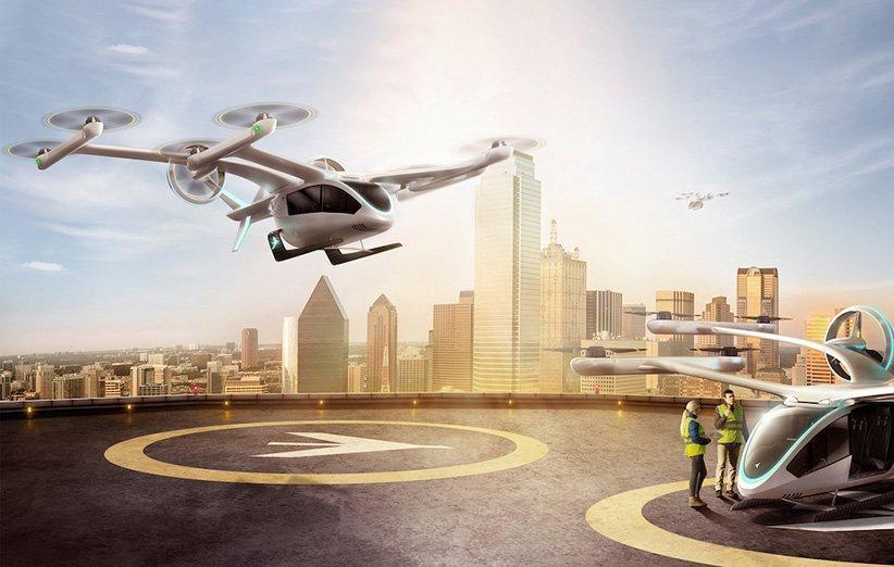 هواپیماسازی امبرائر برزیل شرکت اختصاصی خودروهای پرنده تأسیس کرد
