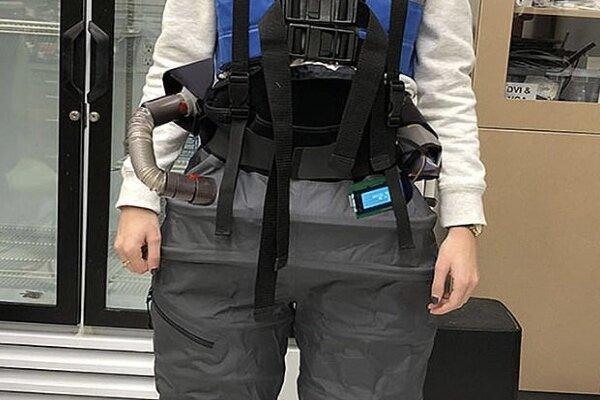 لباسی که از عوارض سفرهای فضایی محافظت می نماید