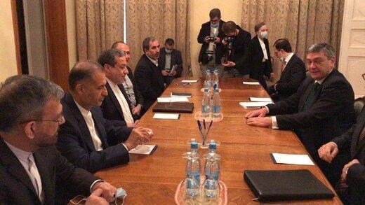 مذاکرات عراقچی با مقام های روسیه درباره طرح ایران برای قره باغ