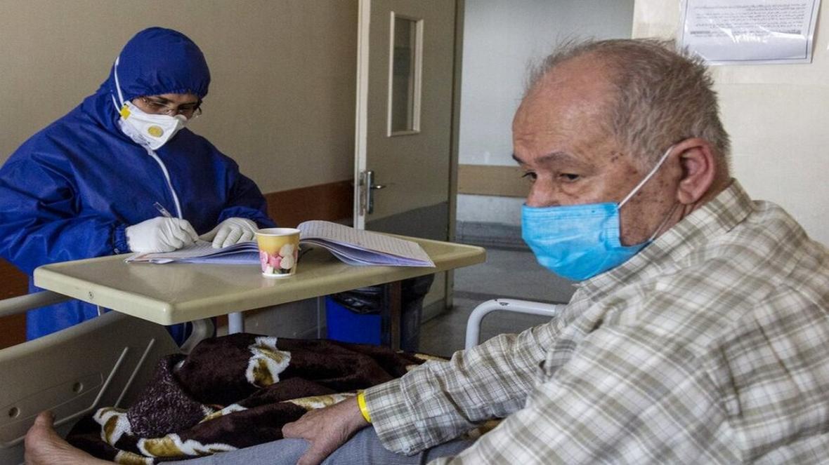 ابتلا تعداد زیادی از سالمندان نیشابوری به کرونا ویروس
