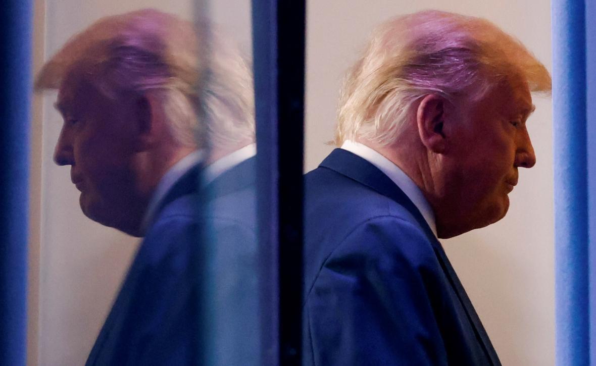 ترامپ تسلیم می گردد