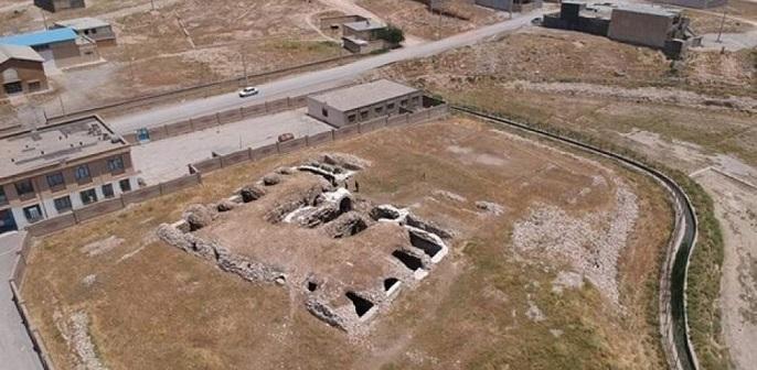 بازسازی شهر تاریخی سیروان ایلام
