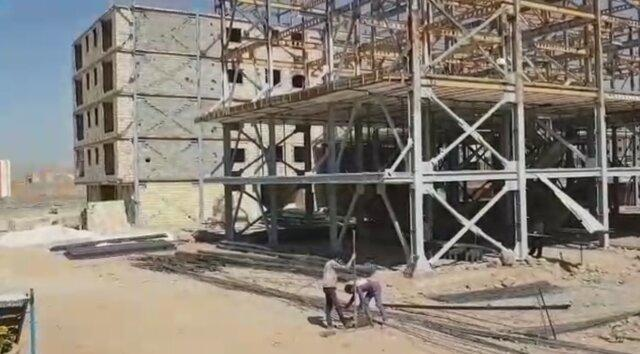 سرعت فیزیکی ساخت و ساز طرح ملی مسکن قم مطلوب است