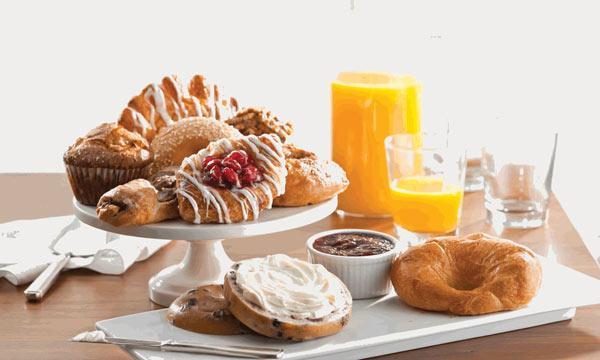 طرز تهیه نان صبحانه خانگی خوشمزه به سه روش