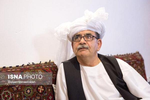 فاروق کیانی پور؛ گنجینه زنده بشری