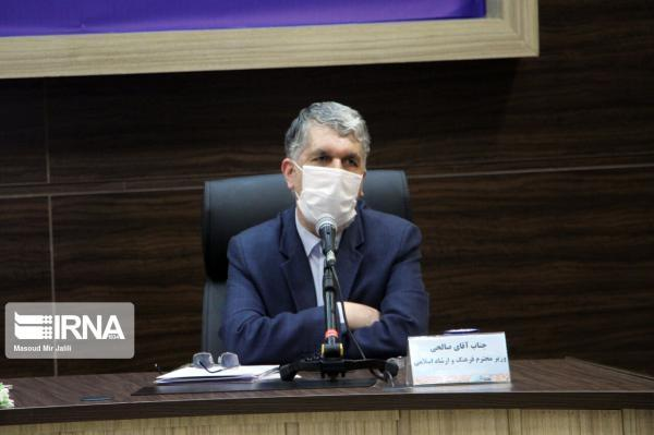 خبرنگاران صالحی: فضاهای فرهنگی تامین کننده اکسیژن برای روح جامعه است
