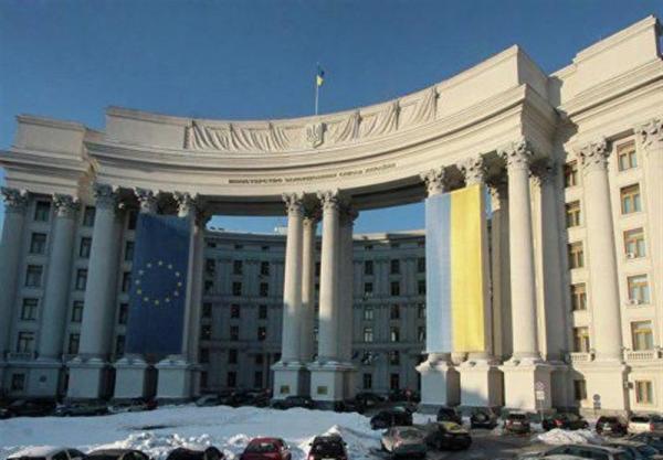 اوکراین با اخراج دیپلمات جاسوس خود از روسیه مقابله به مثل کرد
