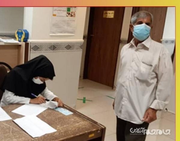 بیش از 3 هزار نفر در شهرستان رودان علیه کرونا واکسینه شدند