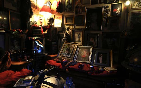 موزه موجودات افسانه ای پاریس فرانسه