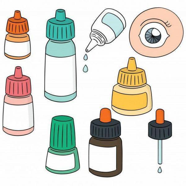 راه های درمان خشکی چشم