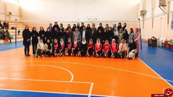 انتها اردوی انتخابی تیم والیبال نوجوانان کرمان در شهربابک