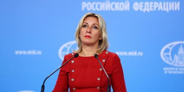 مسکو: آمریکا در فهرست کشورهای غیردوست واقع شده است